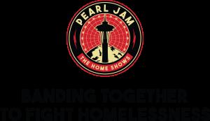 Pearl Jam Home Shows Logo